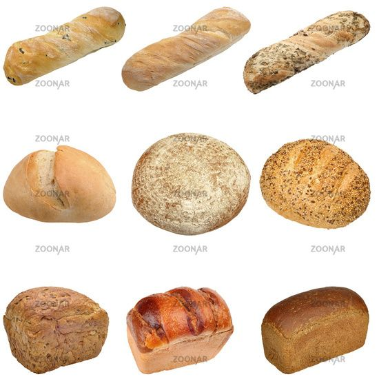Types Of Bread Names Pictures to Pin on Pinterest - PinsDaddy