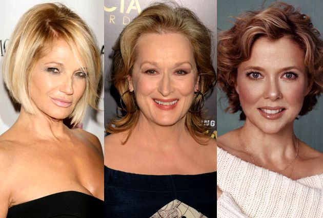 50th Hairstyle: Hairstyles For Mature Women Over 50 Years