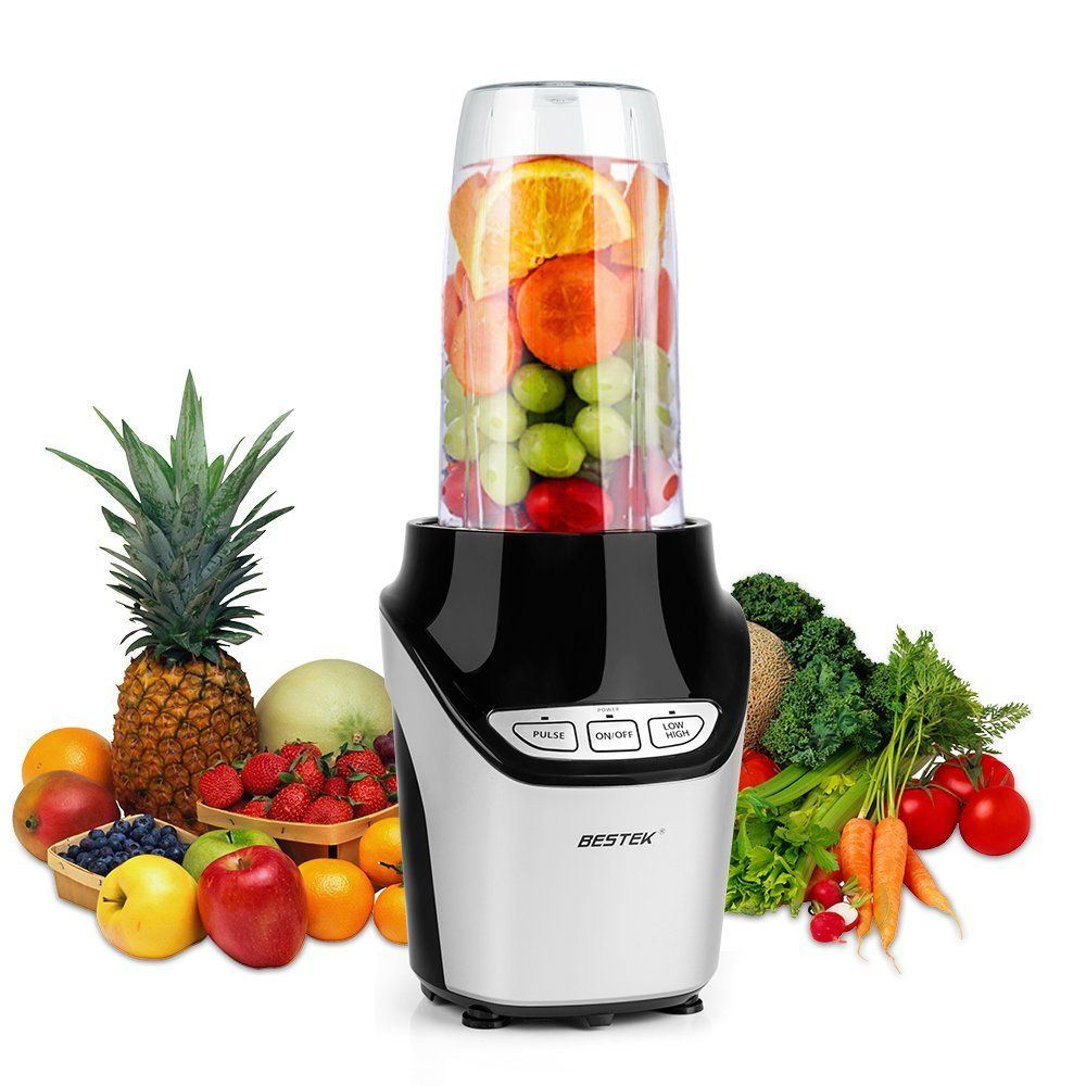 Top 10 Best Personal Blenders For Smoothies Fruit Vegetable