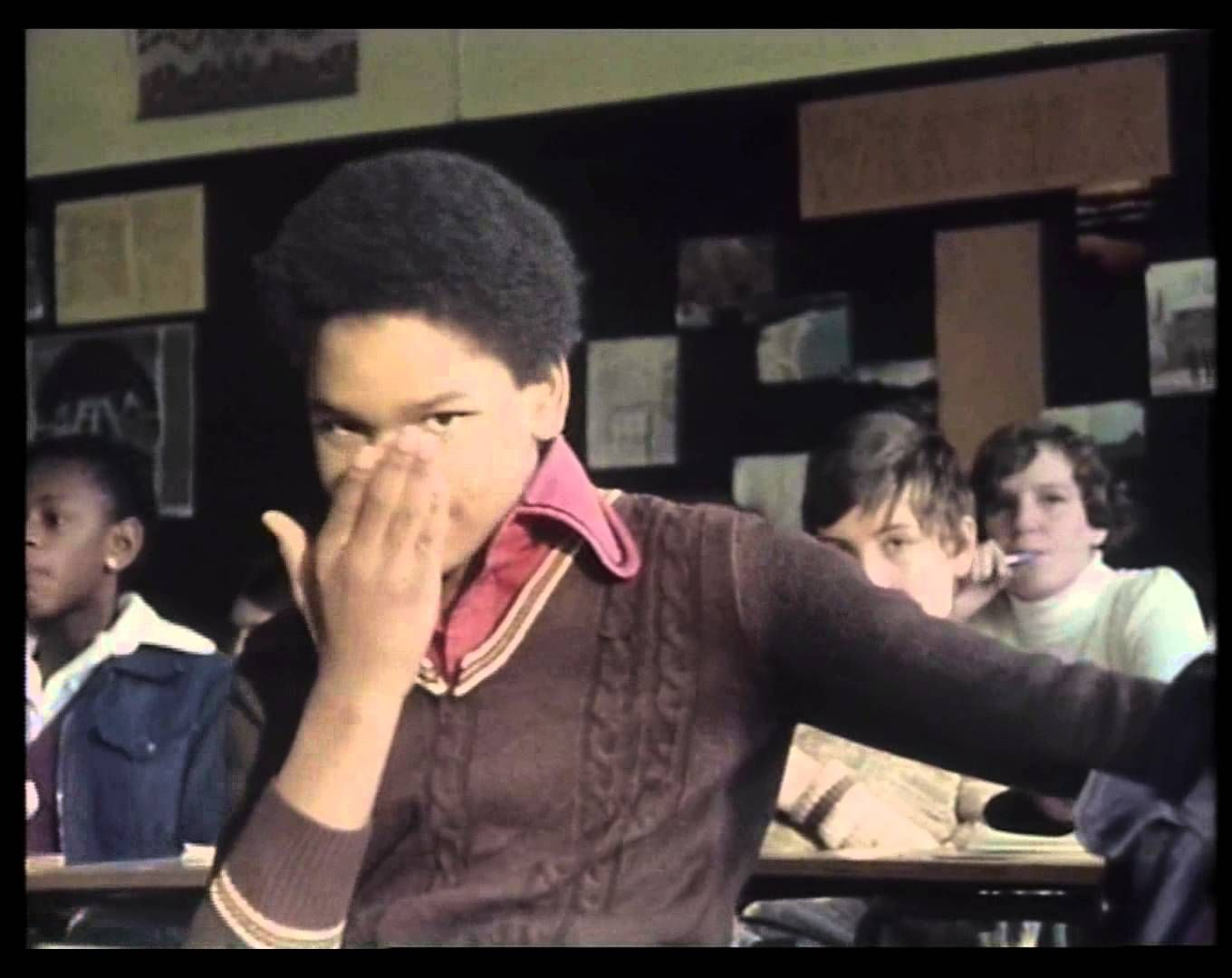 Panorama - The Best Days.  A 1977 BBC Panorama episode featuring a fly on the wall documenatary of life in a London Comprehensive School.  The film is introduced by David Dimbleby who invites to ask whether children really are experiencing their best days at school.  Claims to authenticity stem from footage of 'real' scenes.  We can contest these claims to authenticity and  consider whether a representation of reality is equivalent to the truth.