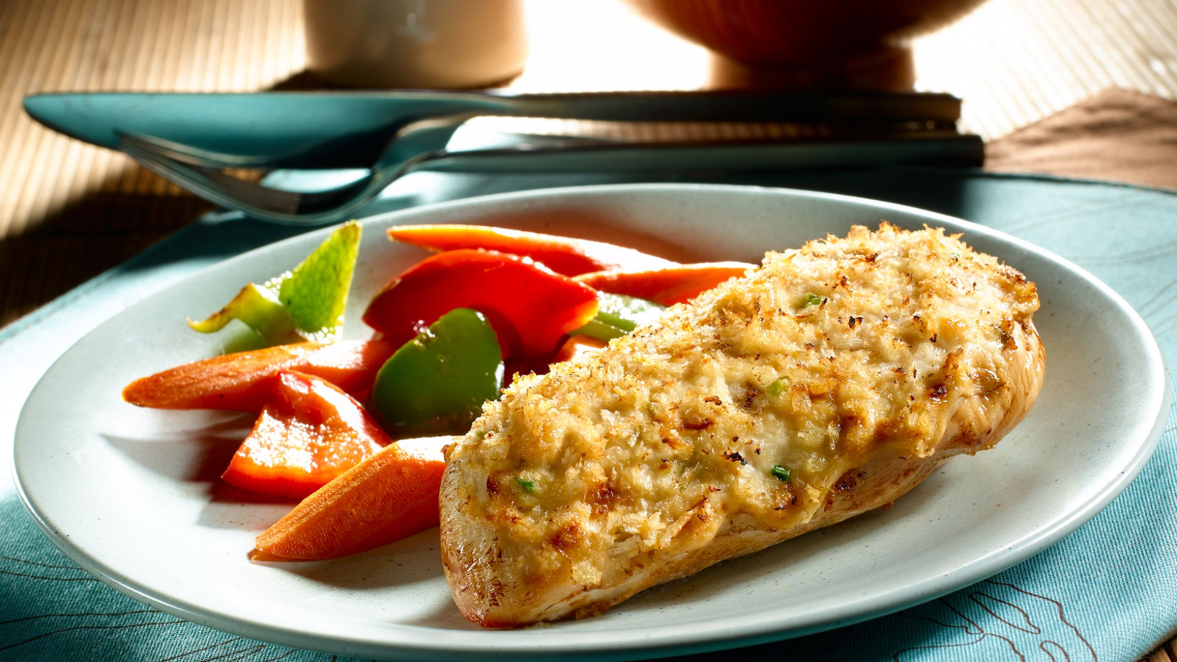Super Moist Asian Crusted Chicken Recipe Recipe Crusted Chicken Cooking Recipes Entree Recipes