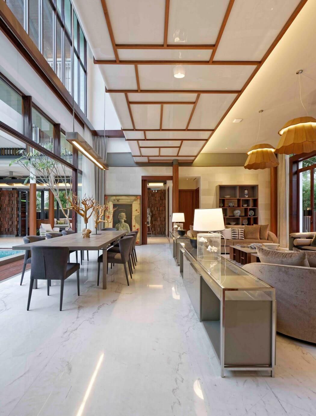 Home In Jakarta By Atelier Cosmas Gozali House Rooms, Home Design Decor, Home  Interior