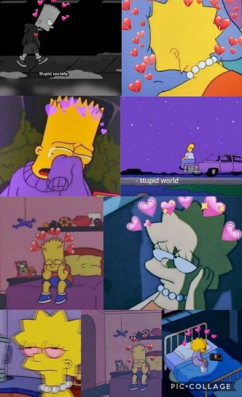 Lisa Simpson Aesthetic Love