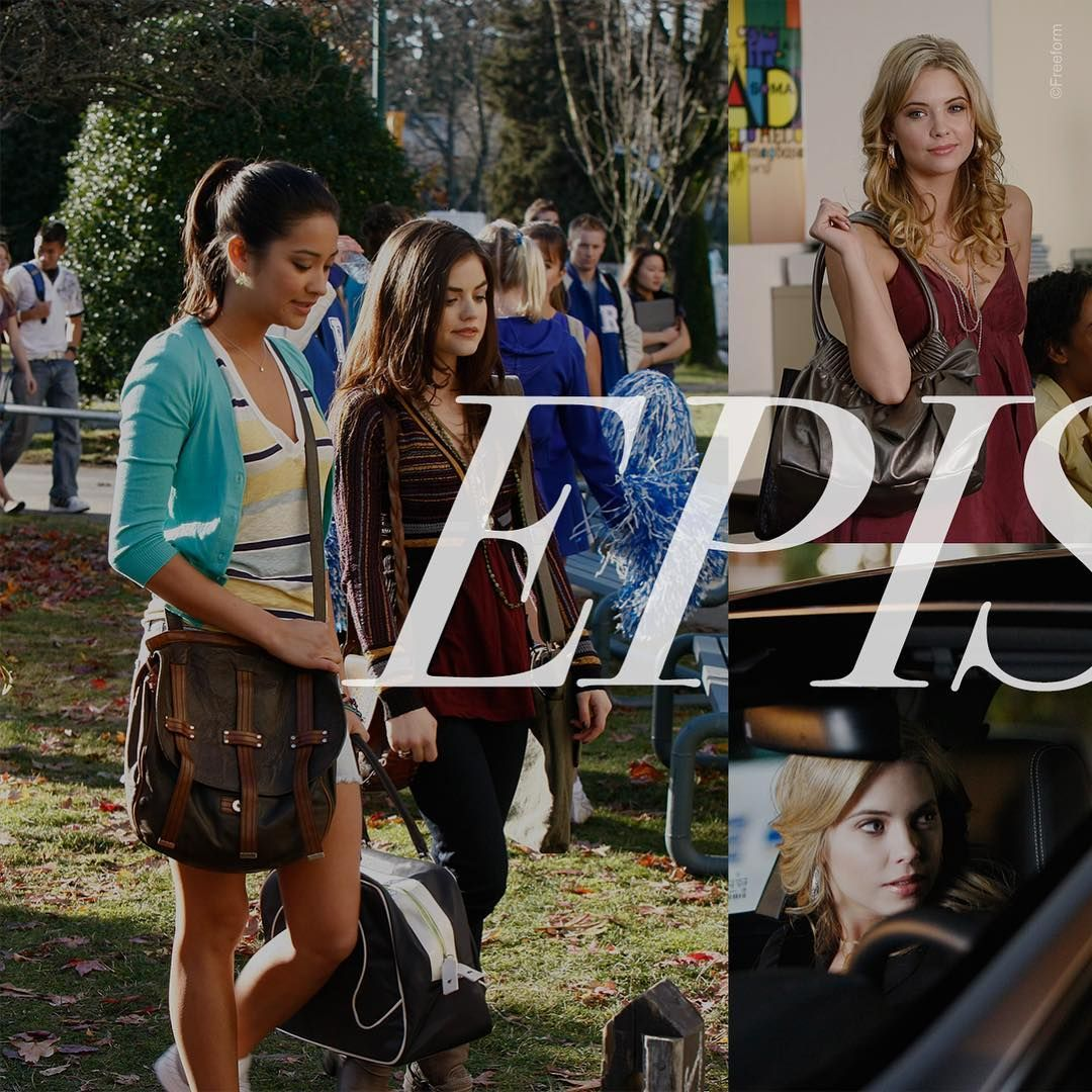 Pretty Little Liars 1 Of 150 Season 1 Episode 1 Pilot Pllmemorylane Pretty Little Liars Pretty Little Liars 1 Instagram Posts