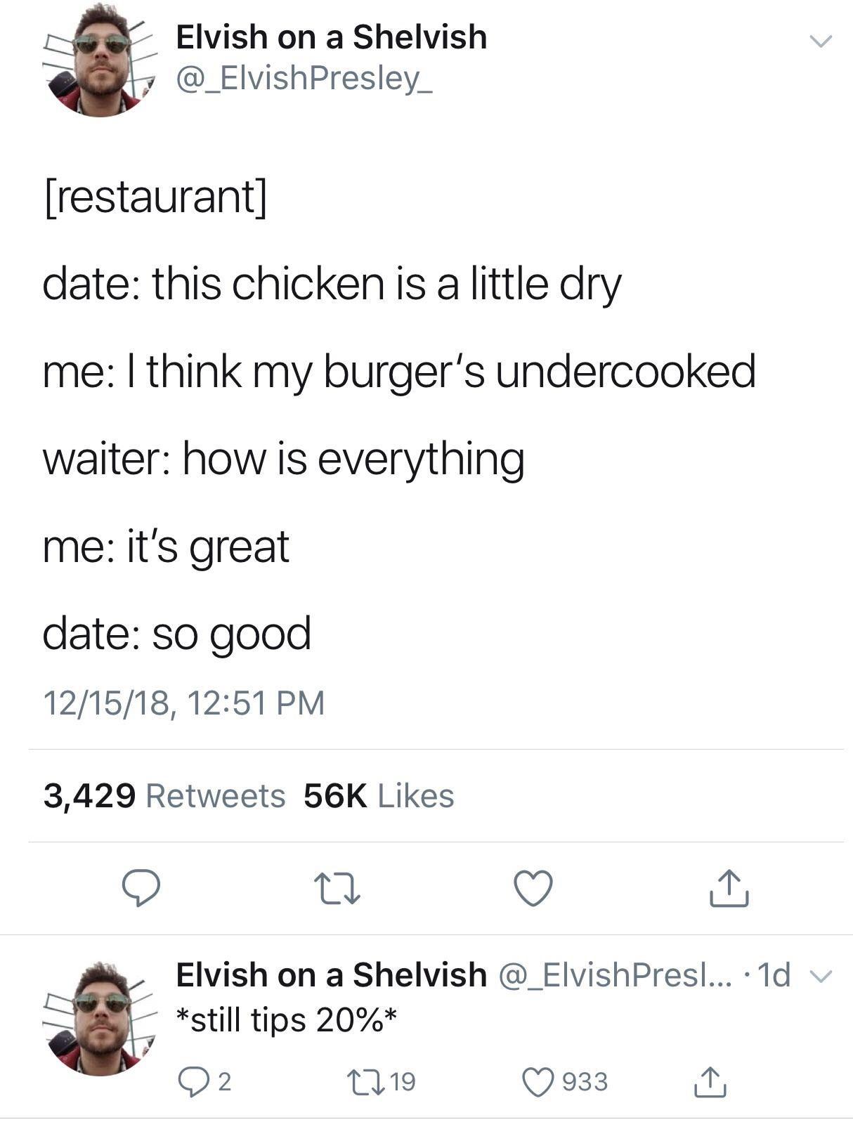 Lustige Dating-Beiträge
