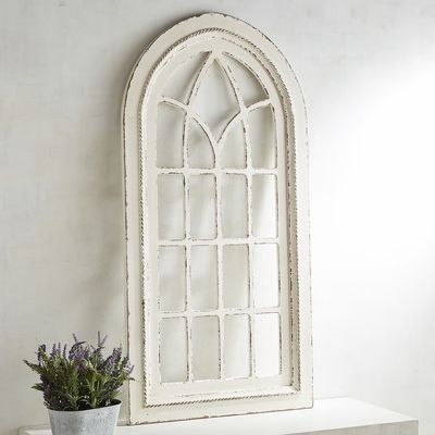 White Rustic Arch Wall Decor Arched Wall Decor Country House