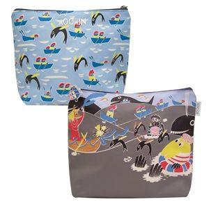 Moomin Toffle Wash Bag