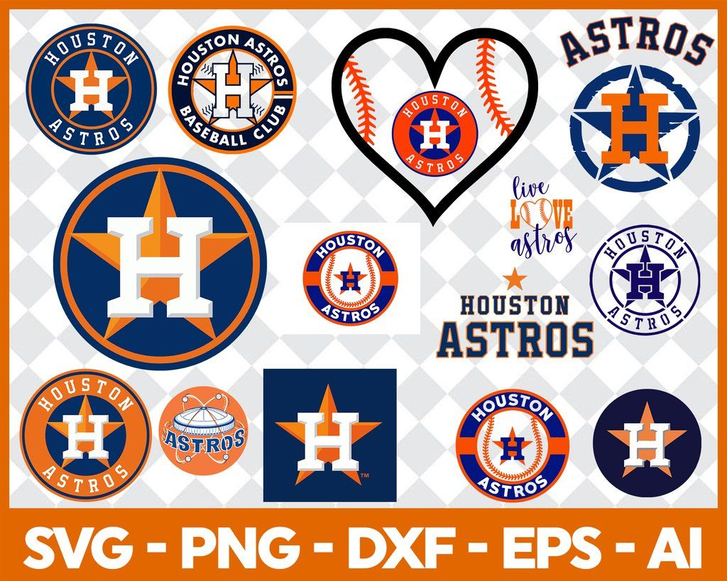 Houston Astros Bundle Svg Sport Logo Bundle Mlb Svg Baseball Svg File Baseball Logo Mlb Fabric Mlb Baseball Mlb Svg Baseball Houston Astros Baseball Houston As In 2020 Baseball Svg Svg Sports Svg