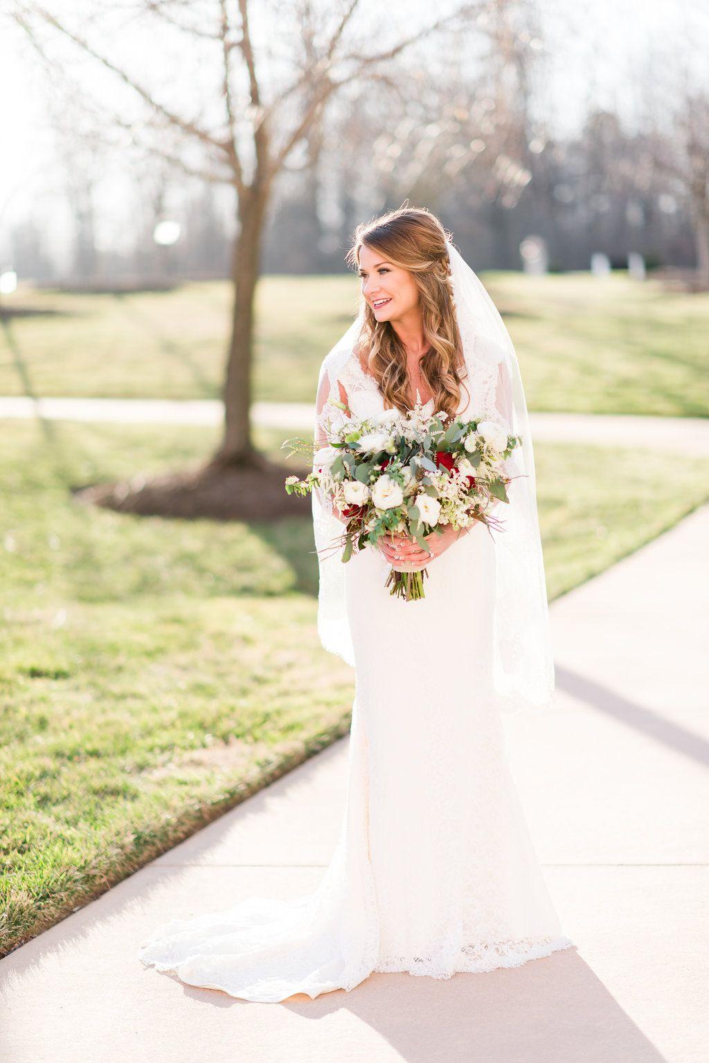 Elegant winter wedding Tanglewood Church and Winmock at Kinderton