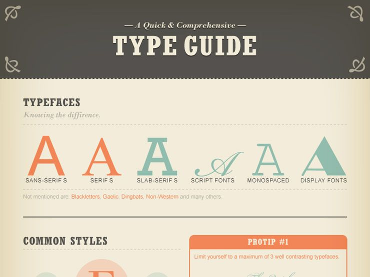 via awwwards, typeface info graphics http://www.awwwards.com/gallery/4047/infographics-of-the-online-world