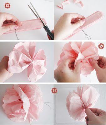 30 paper fabric flowers to make today flower tutorial paper 30 paper fabric flowers to make today heart handmade uk mightylinksfo