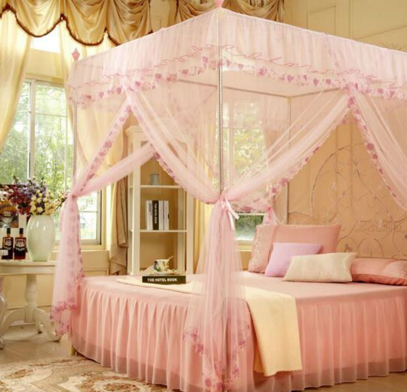 Twins & Pin by Bgm Yldrn on Home Design | Pinterest | Twin beds Canopy ...