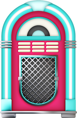 lkd fabulous50sts jukebox png cards pinterest jukebox clip rh pinterest com jukebox images clipart jukebox clipart