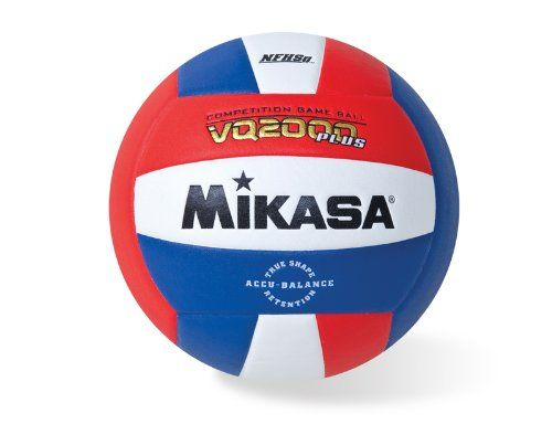 Mikasa Vq2000 Micro Cell Volleyball Red White Blue Indoor Volleyball Volleyball Mikasa