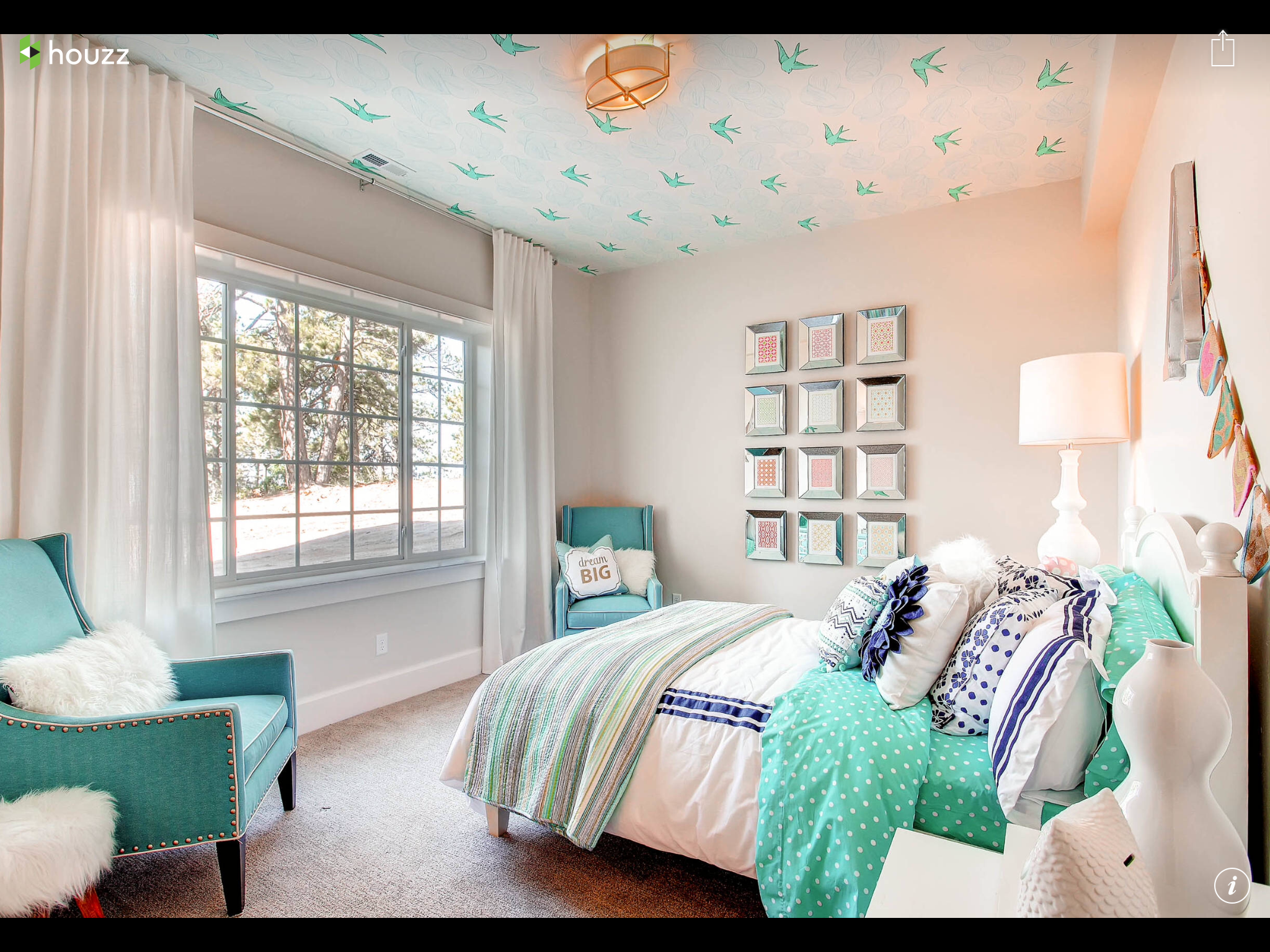 Discover cool teenage bedroom ideas for girls