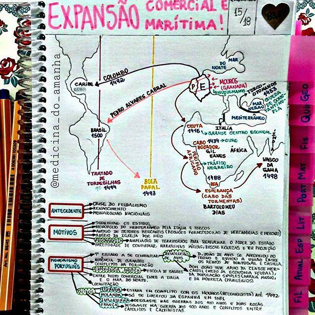 #RESUMO #HISTÓRIA #EXPANSÃO …