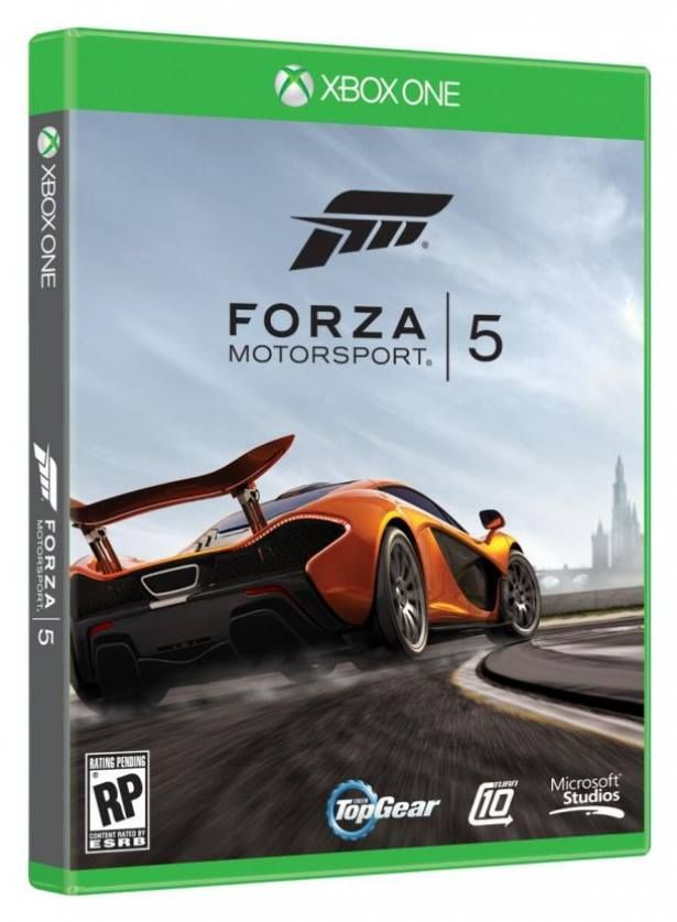 Xbox One Forza 5 Video Game!