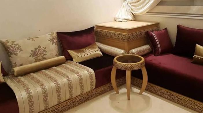 Salon Marocain Moderne Et Design Accueil Facebook | Salon ...