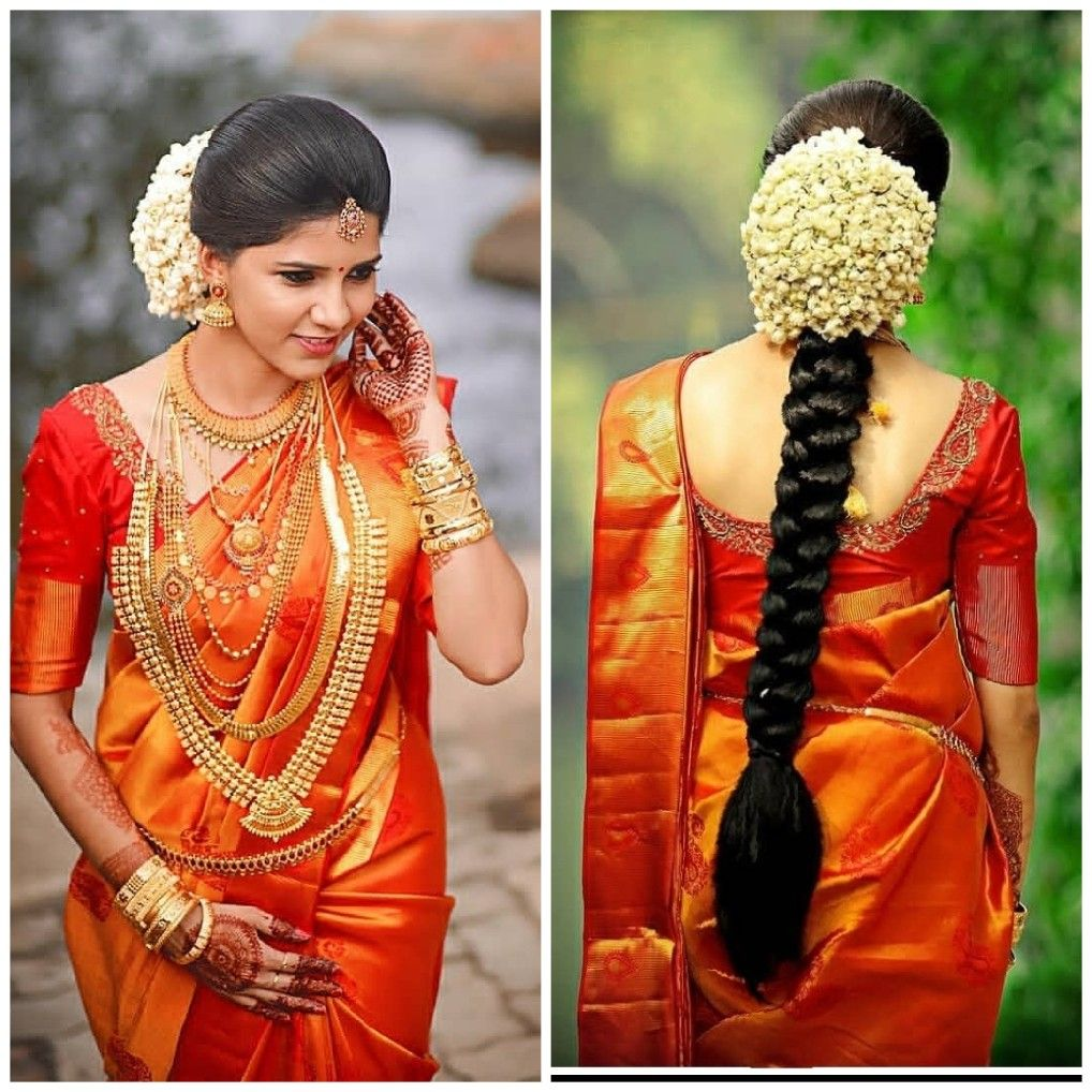 Pin By Sunda2kus On Hair Styles South Indian Wedding Hairstyles Indian Bridal Hairstyles Indian Bride Hairstyle