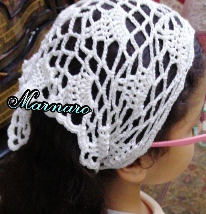 بندانه كروشيه Crochet Crochet Hats Fashion
