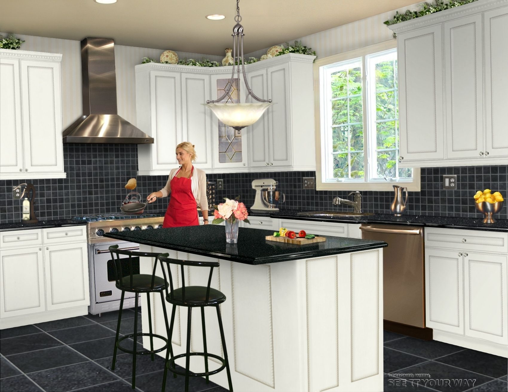 kitchen design simulator
