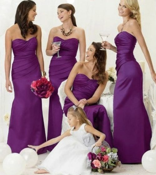 Satin Ball Gown Wedding Evening Formal Party Bridesmaid Dress ball gown uk lot 9