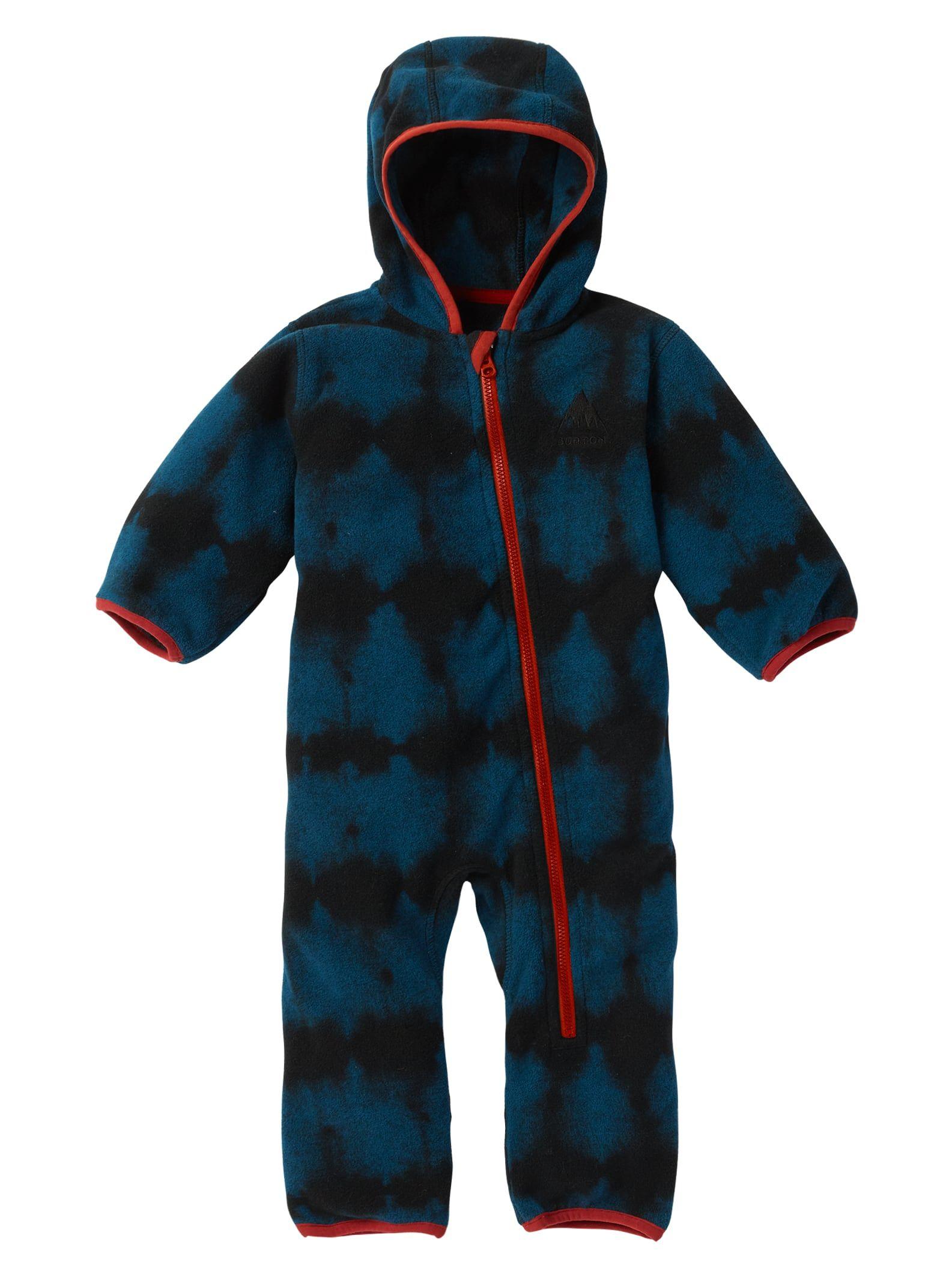 e44dd87c4f51 Infant Burton Mini Fleece Onesie