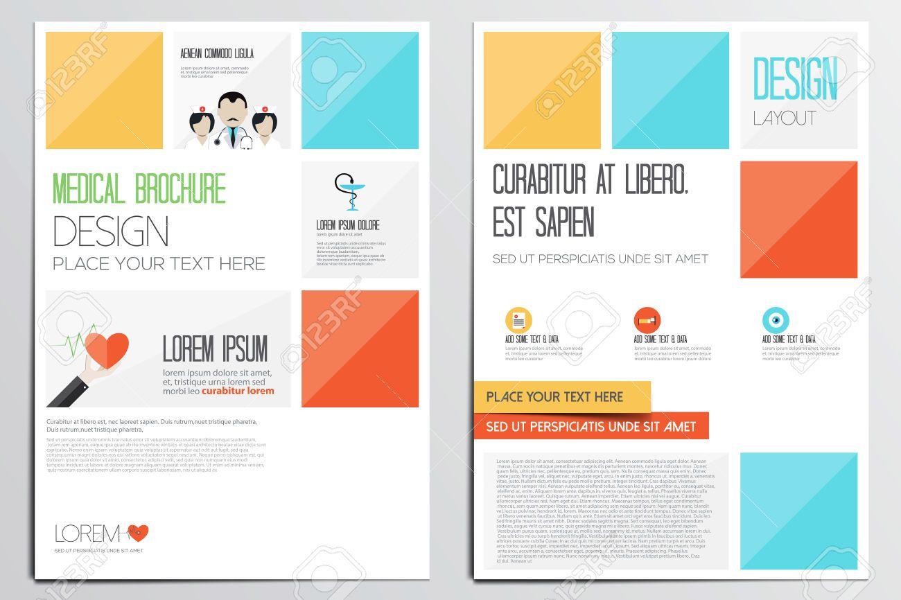Brochure Templates Free   Free  Premium Medical Brochure