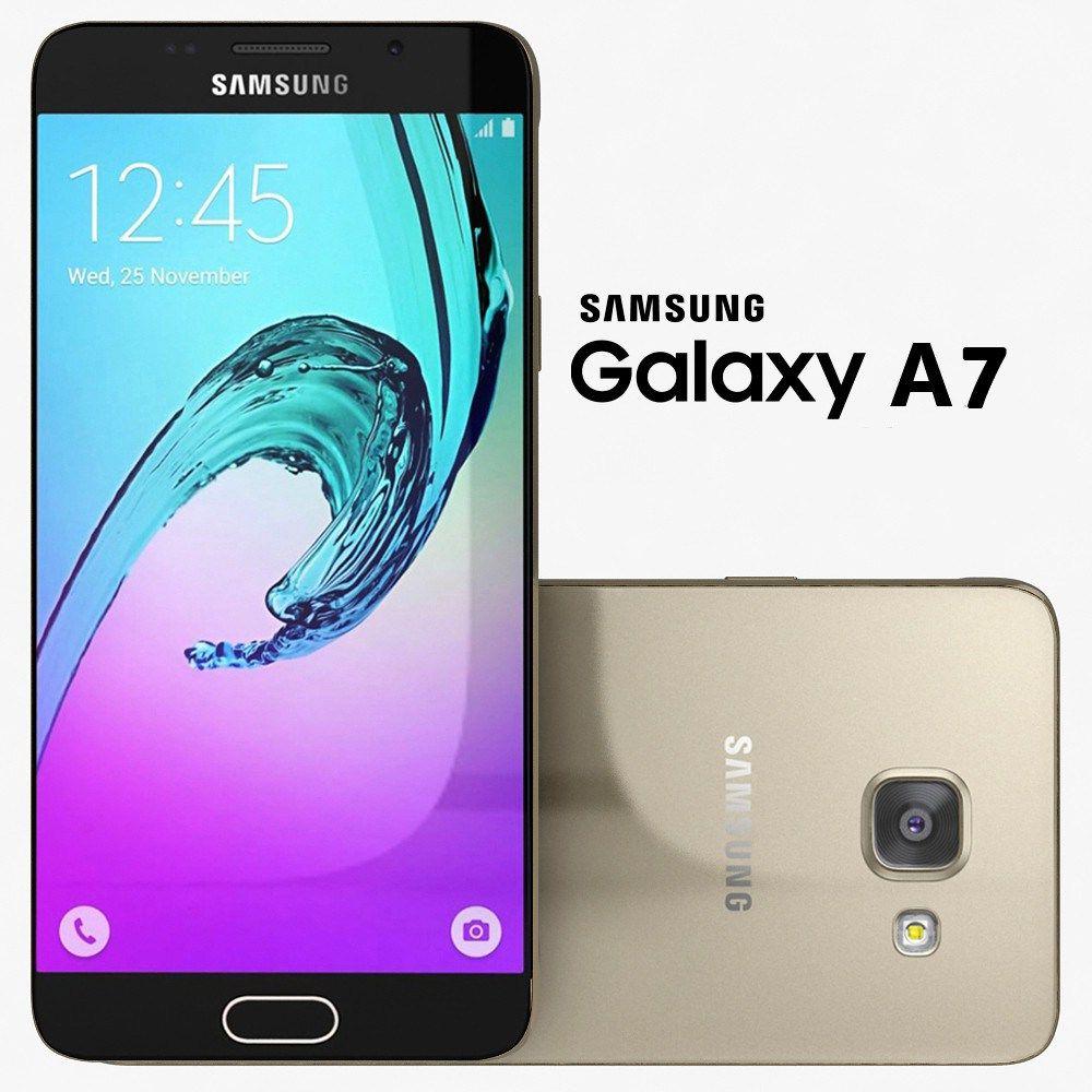 Samsung Galaxy A7 2017 Prix et Fiche Technique
