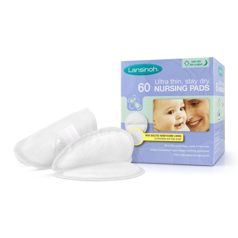 Lansinoh Disposable Nursing Pads 60 Pack Disposable