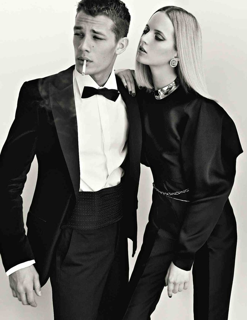 vogue couple editorial - Google Search | How I love thee ...