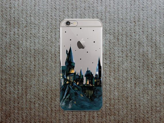 Hogwarts Towers Iphone 7 Case Iphone X Case Harry Potter