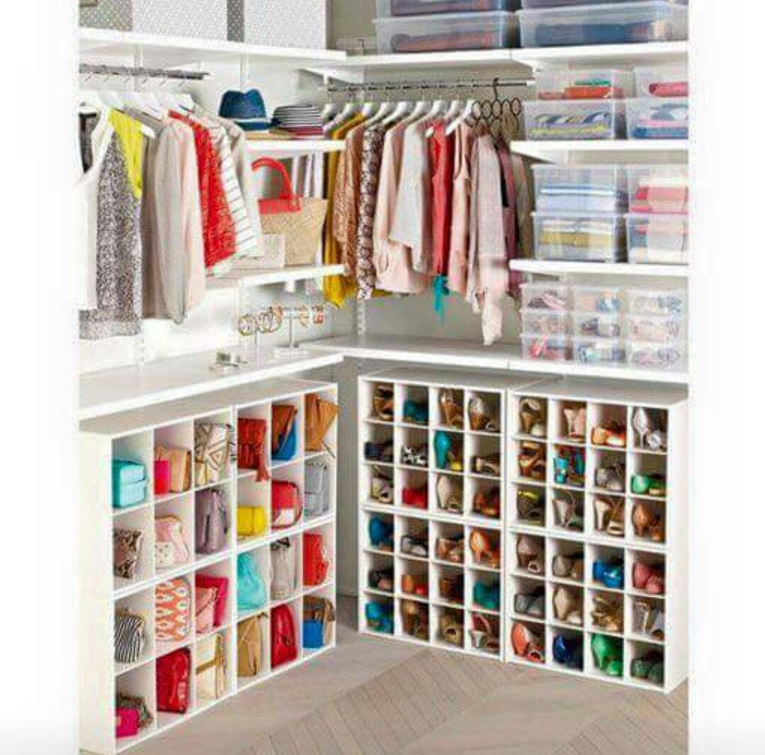 Muebles Para Guardar Zapatos Organizador Closet Walking Closet Ideas Armarios