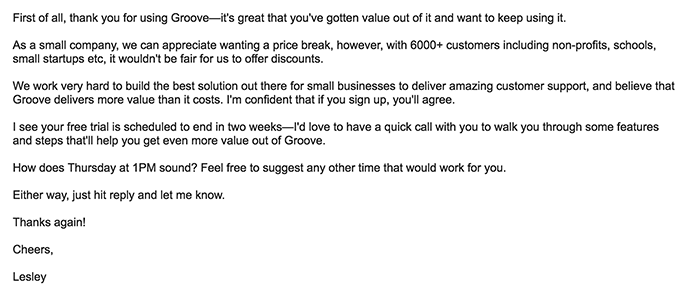 Customer Service Template Email Templates Customer Service