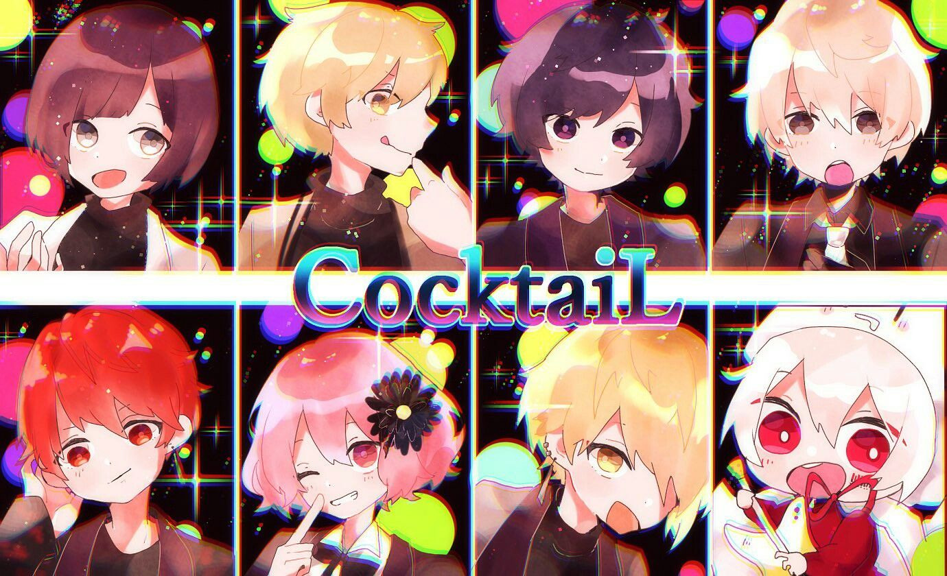 Cocktail Utaites Anime, Anime boy, Touken ranbu characters