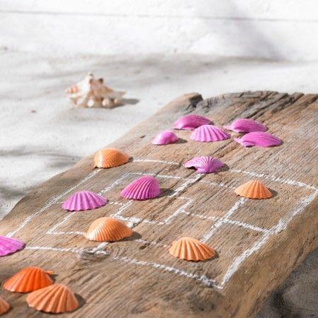 Muscheln Steine Co Wir Basteln Mit Fundstucken Der Natur