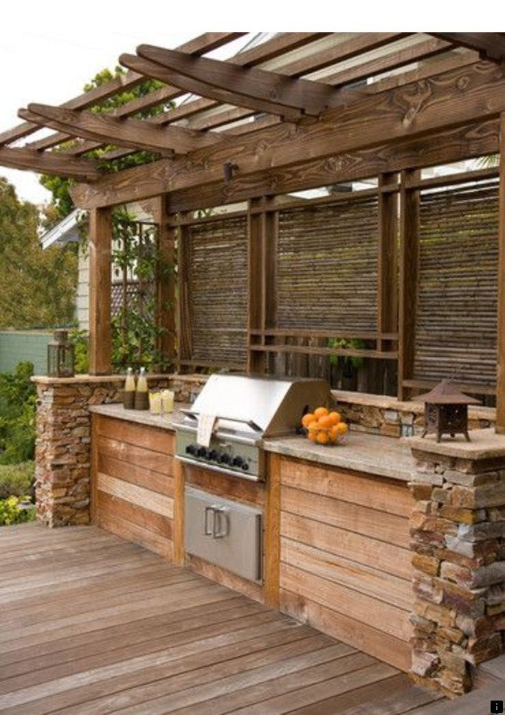Find more information on how to build an outdoor kitchen ...