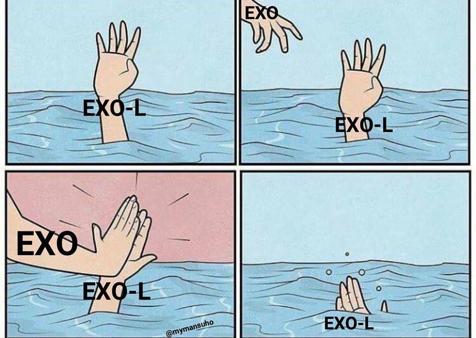 Pin By John Legend On Exo Memes Textposts Meme Template Create Memes Blank Memes