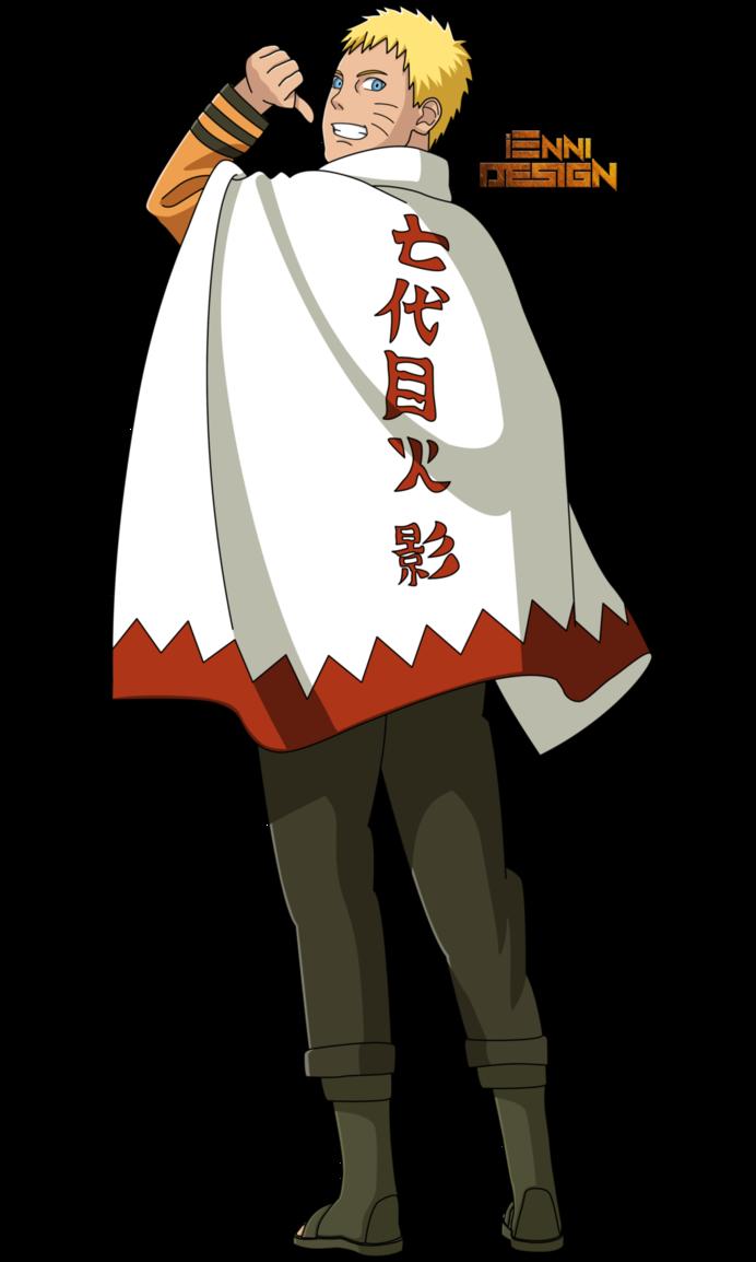 Boruto Naruto The Movie Naruto Uzumaki Hokage By Iennidesign Naruto Uzumaki Hokage Naruto Uzumaki Naruto
