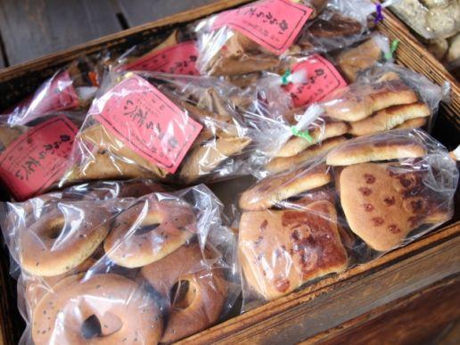 みそボーロ、のらくろさんのみそボーロ   鶴岡駄菓子 梅津菓子舗|やまがた庄内観光サイト