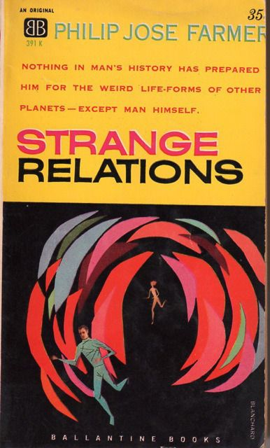 Great cover for a 1960 scifi paperback / Boing Boing