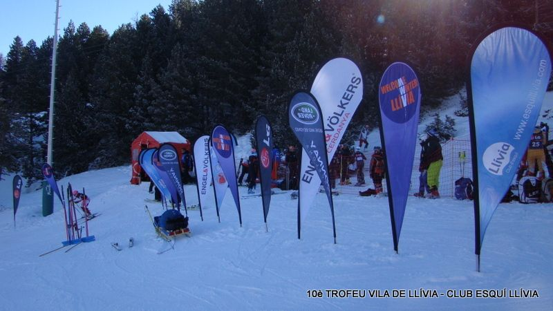 Ski Cerdanya Race Sponsored By Engel Völkers At Masella Ski Resort Esquí Invierno