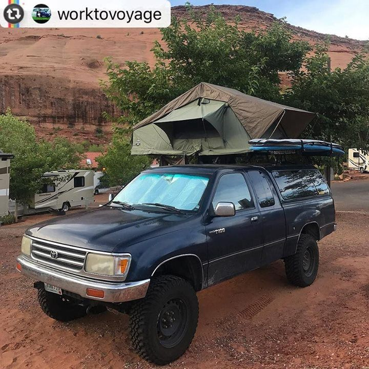 Toyota Utah: How Many T100 Owners Do We Have Following Us? #Reposting