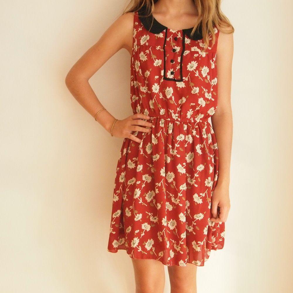 Dress Red Cuello / ADA