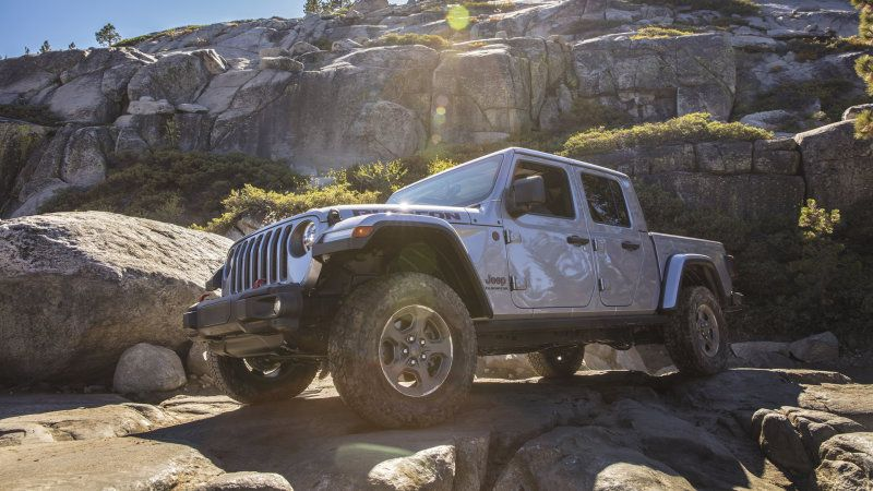 Jeep Gladiator Rubicon Gets Its First Factory Price Hike Jeep Gladiator Jeep Gladiator