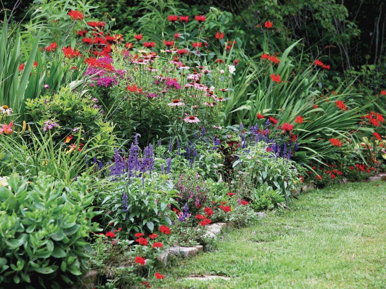 Perennial Flower Garden Designs Httpdesignphotos09201606