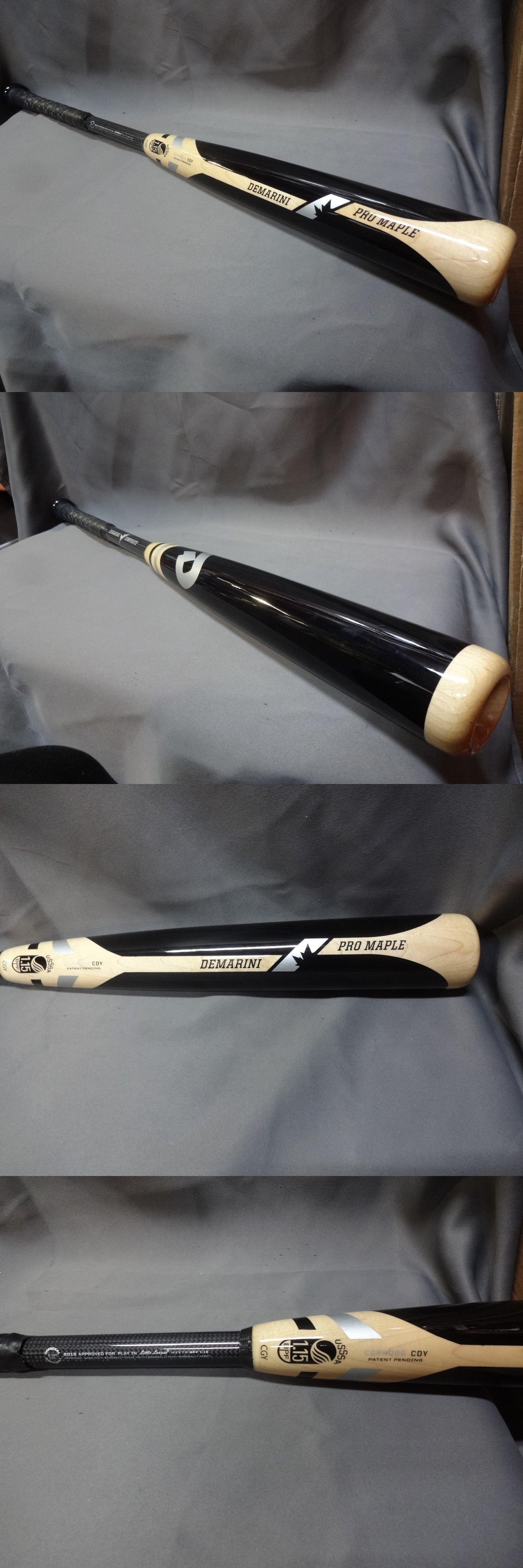 Baseball-Youth 73897: Demarini Youth Wood Composite Baseball