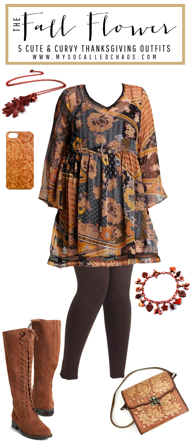 Thanksgiving Outfits: 5 Cute & Curvy Outfits to Wear to Dinner