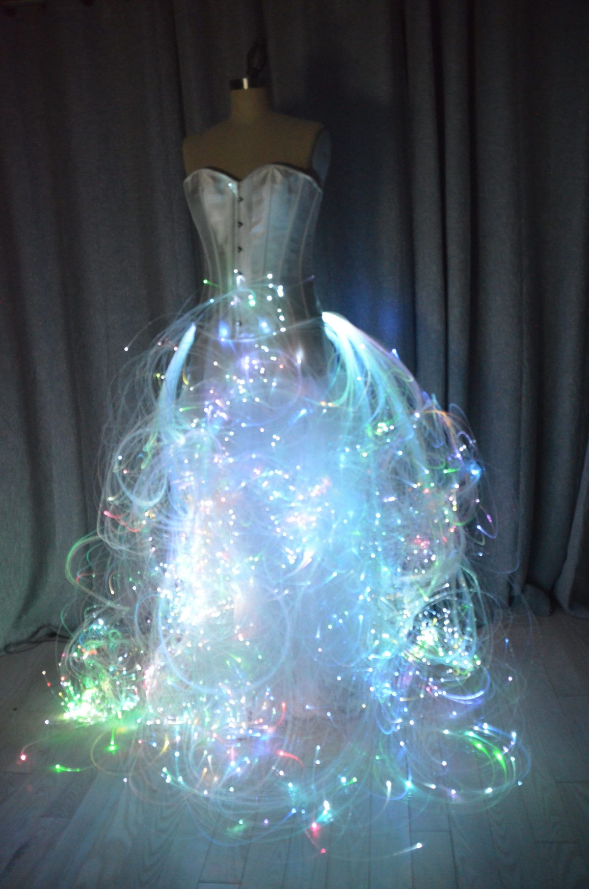 Light Up And Sparkle Dress Inspired By