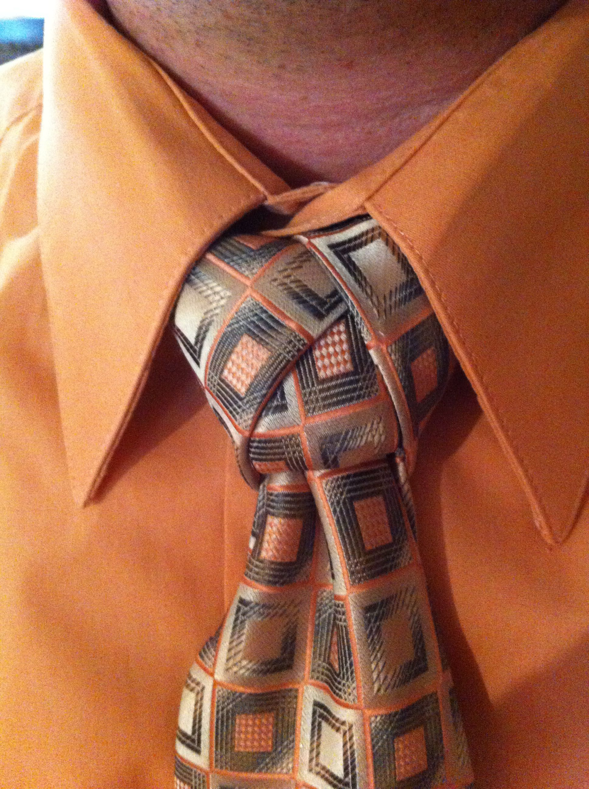 Inverted V Knot Tie Knots Eldredge A Necktie Diagram Learning Ties Trinity